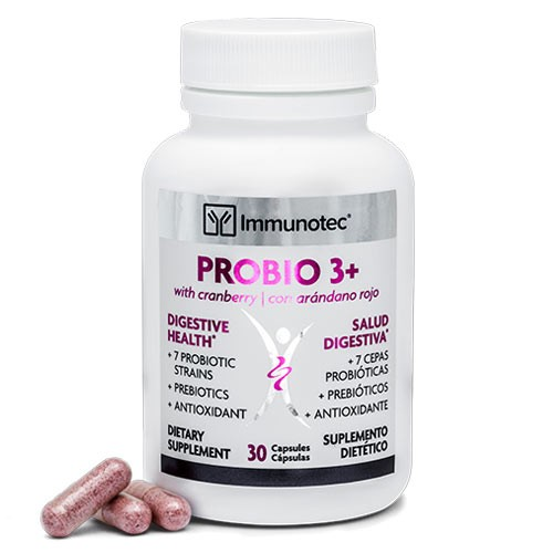 Product PROBIO 3+ WITH CRANBERRY