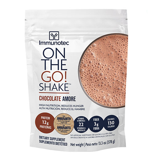 Product ON THE GO SHAKE - CHOCOLATE AMORE