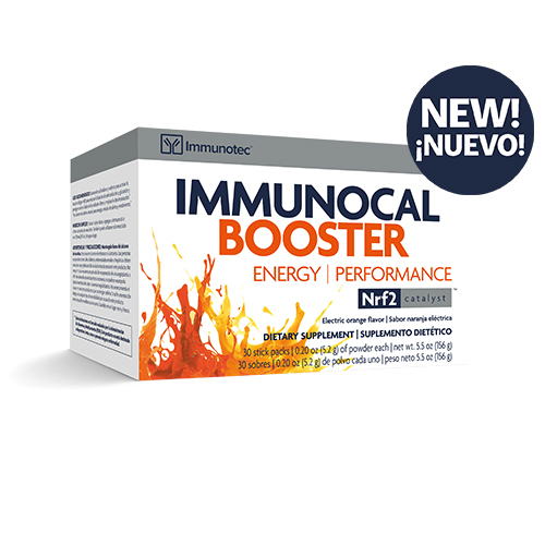 Product IMMUNOCAL BOOSTER ENERGY PERFORMANCE