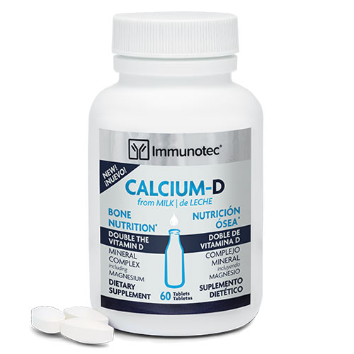 CALCIUM-D FROM MILK