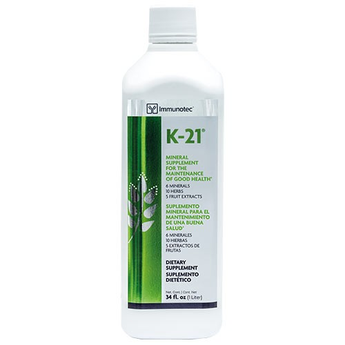 Product K-21 1L BOTTLE