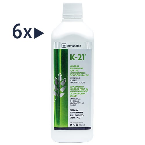 Product K-21 1L - PACK OF 6
