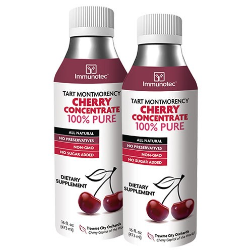 CHERRY CONCENTRATE 2-PACK