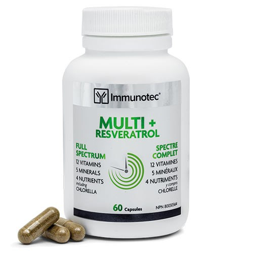 Product MULTI + RESVERATROL