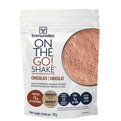 Product ON THE GO SHAKE - CHOCOLATE