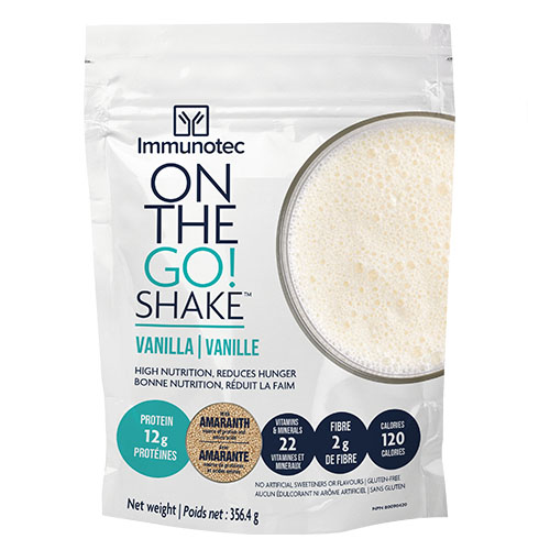 Product ON THE SHAKE - VANILLA
