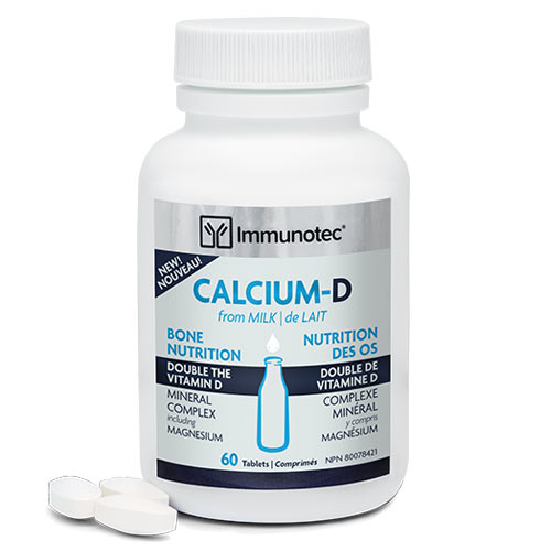 Product CALCIUM-D FROM MILK
