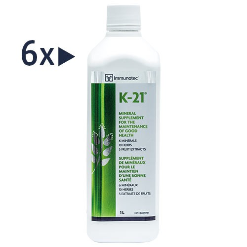 Product K-21 1L- PACK OF 6