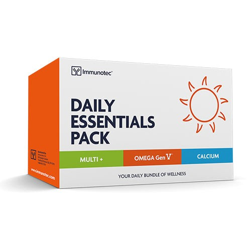 Product DAILY ESSENTIALS PACK
